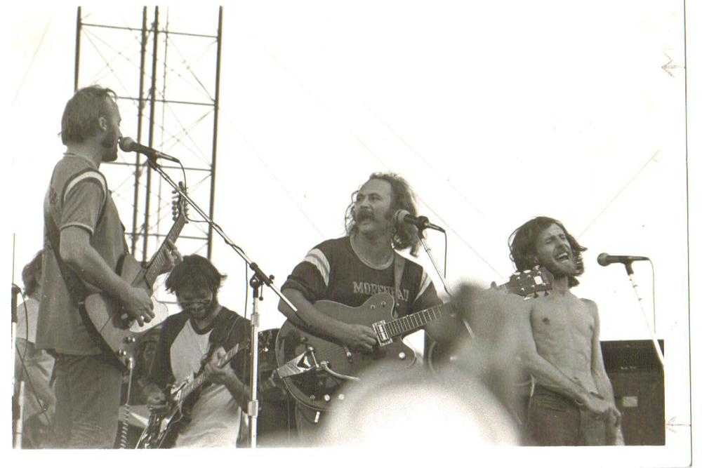 Crosby, Stills, Nash & Young, 1974