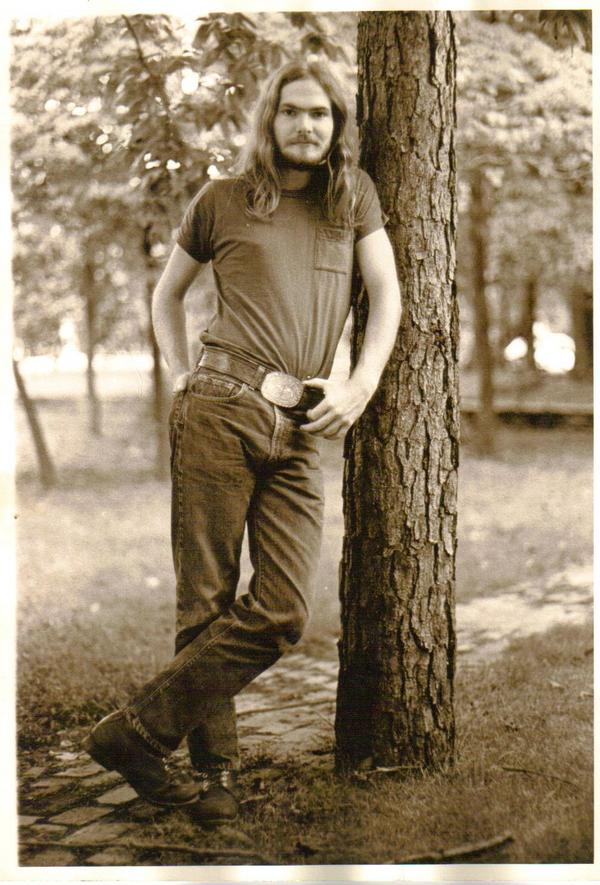 Rob, circa 1972