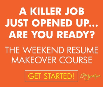 GET $2,698 IN CAREER CHANGE TOOLS, COURSES AND BOOKS FOR $179! INCLUDES WEEKEND RESUME MAKEOVER. THRU 9/95