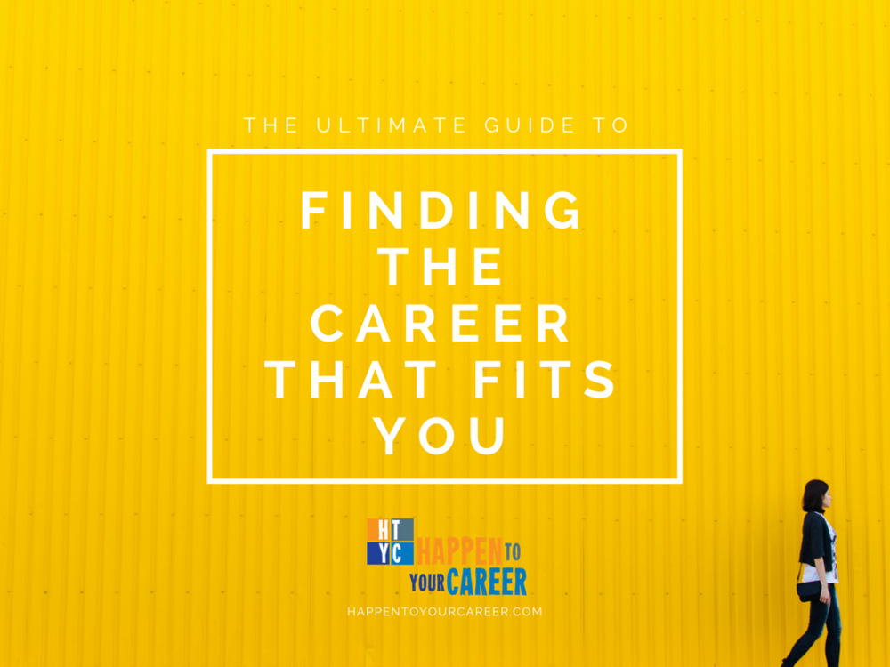 Finding the Career That Fits You - Scott Barlow is truly one of the good guys in the career space. And he knows his stuff, inside and out. Scott launched Happen to Your Career a few years ago, after spending several years in the wrong corporate job (and nearly getting fired!)He created a systematic plan to get himself out of that career, and into one that is much more fulfilling. He offers several courses and coaching programs to help other people figure out what fits, and launch a plan that gets them there, including a free, 8-day email course, Figure Out What Fits. (His podcasts are great, too!)