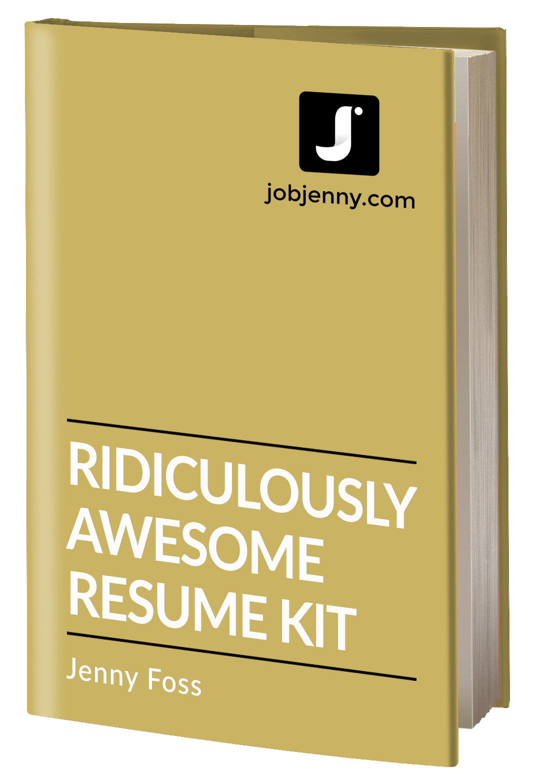 Ridiculously Awesome Resume Kit Career Coach Jobjenny