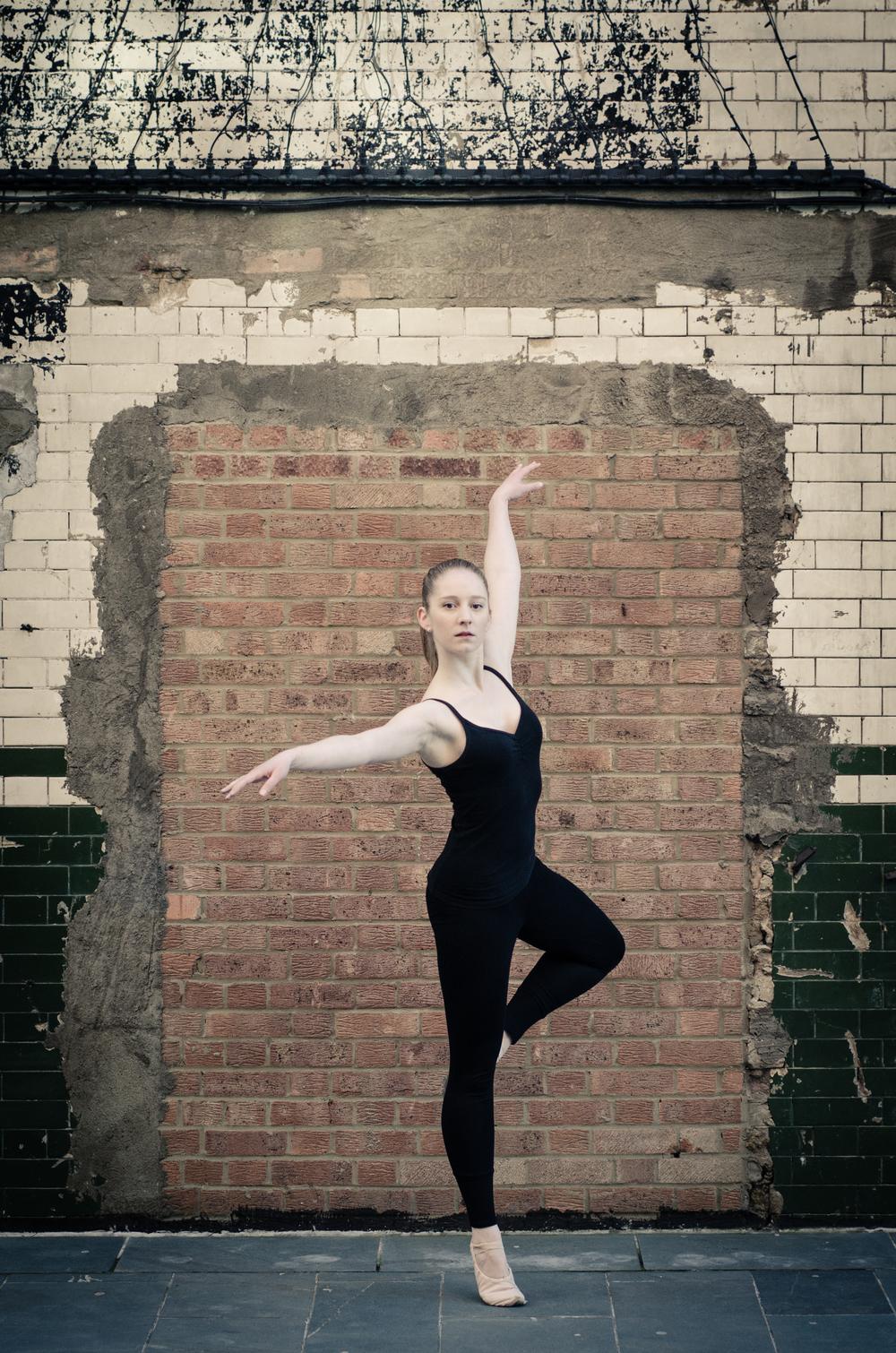 Emma - 1st Year Bio-Chemist, 15th Year Ballet Dancer