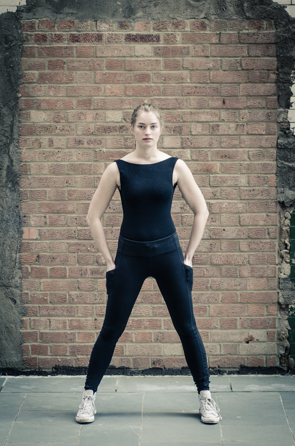 Karoline Lende - 2nd Year Civil Engineer, 13th Year Dancer.