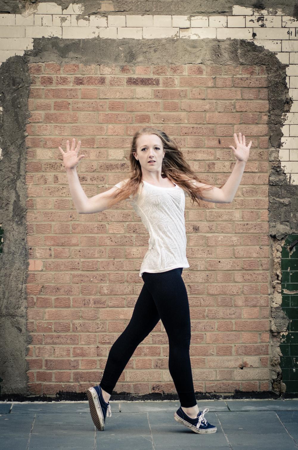Martha Parkinson - 1st Year Aeronautical Engineer, 15th Year Dancer