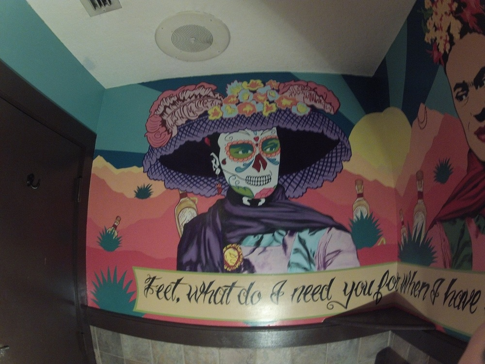 """FRIDA'S ROOM"" RESTAURANT TACOLU"