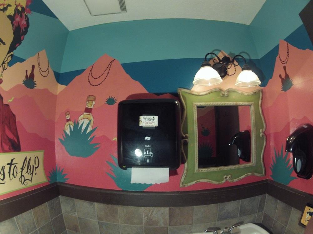 Restaurant TacoLu, Womens Restroom (Barside) in Jacksonville Beach, FL