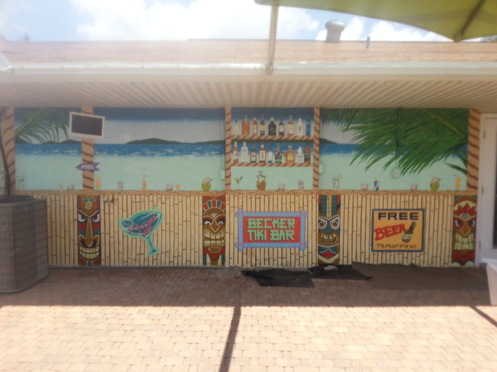 Naples Florida Tiki Hut
