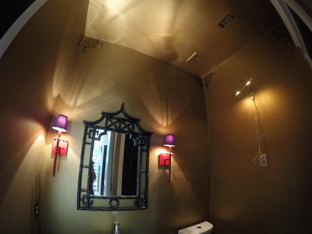 """The Disgracie Mansion"" - Bathroom"