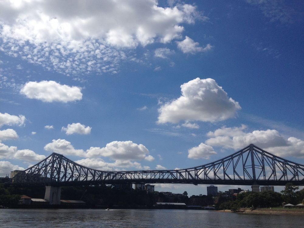 Story Bridge by day.