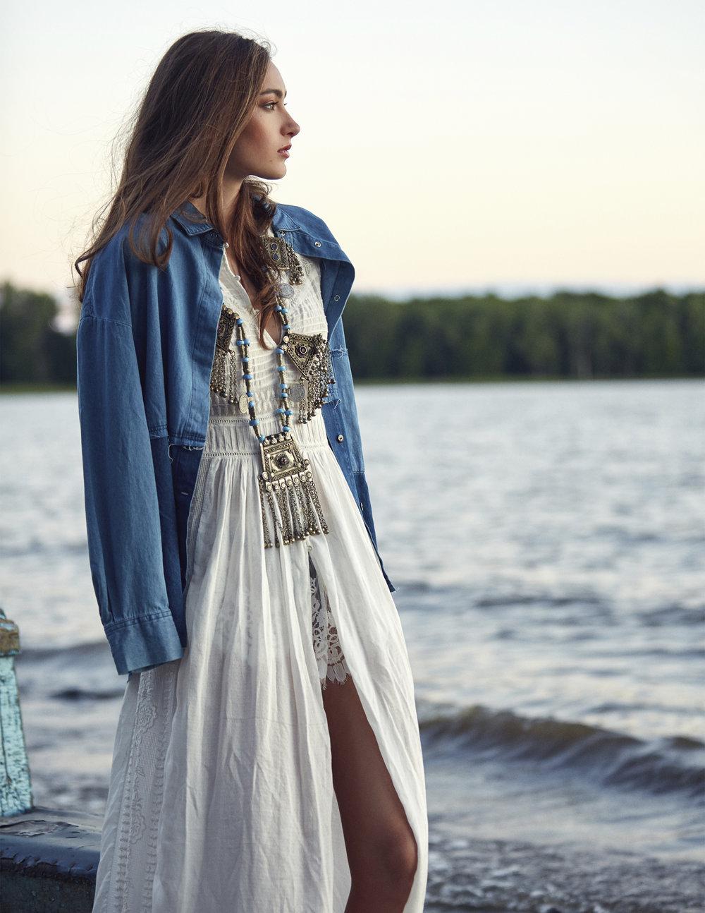 emilie tournevache Boheme fashion photographer