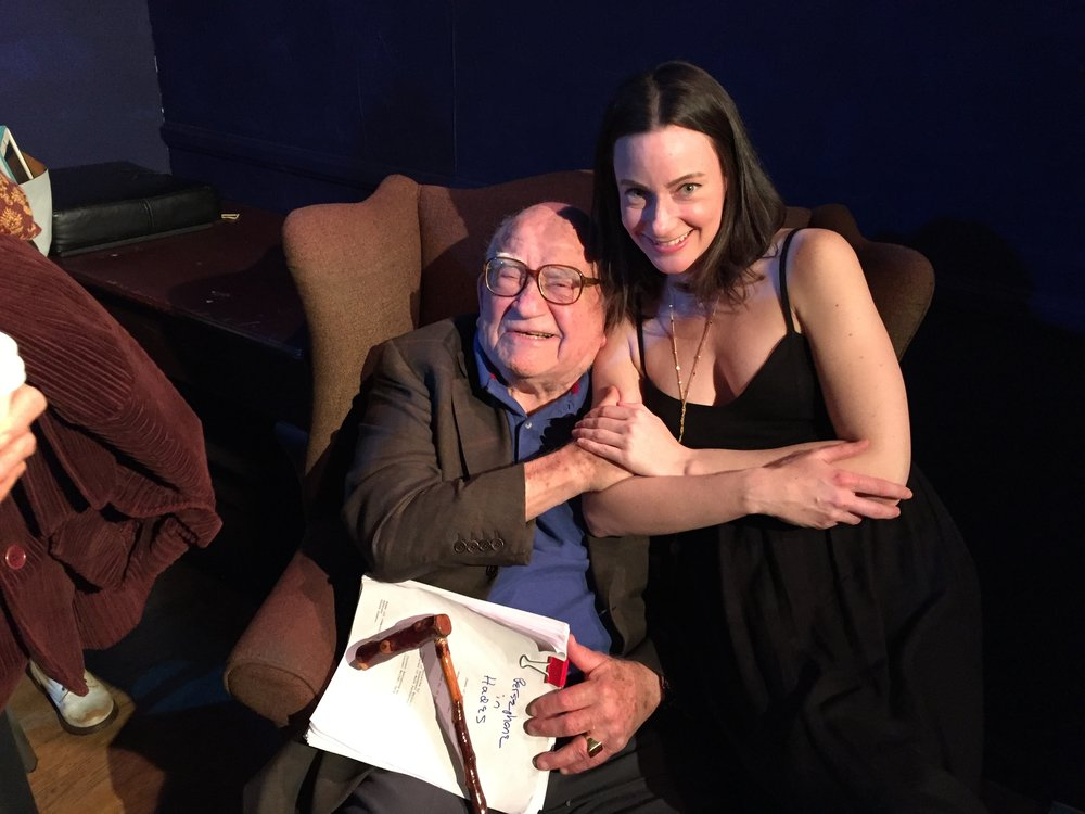 Persephone Unbound with Ed Asner (2017)
