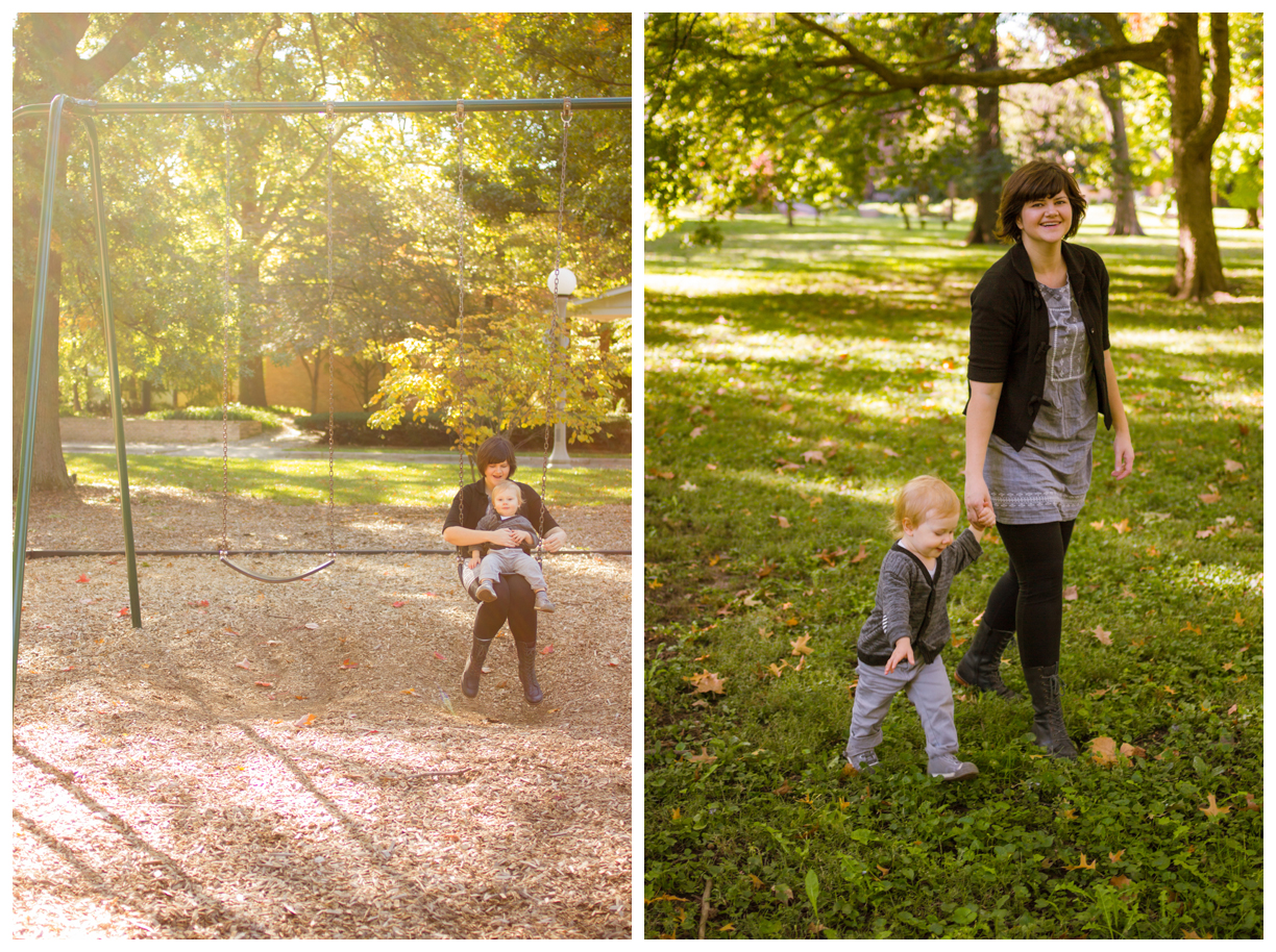 Family Sessions ~ Champaign-Urbana Family Photographer