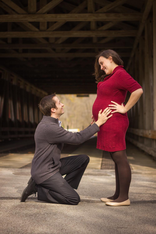 Lake of the Woods Maternity Session ~ Champaign-Urbana Maternity Photographer