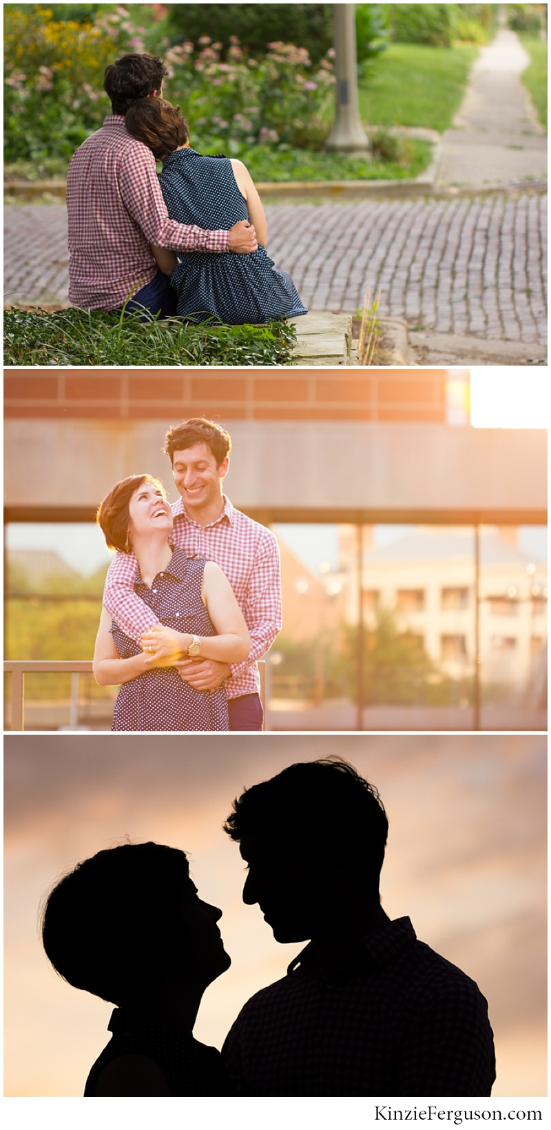 champaign urbana engagement session photography light and silhouette_0104