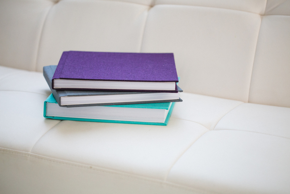 Gorgeous heirloom albums - starting at $1490
