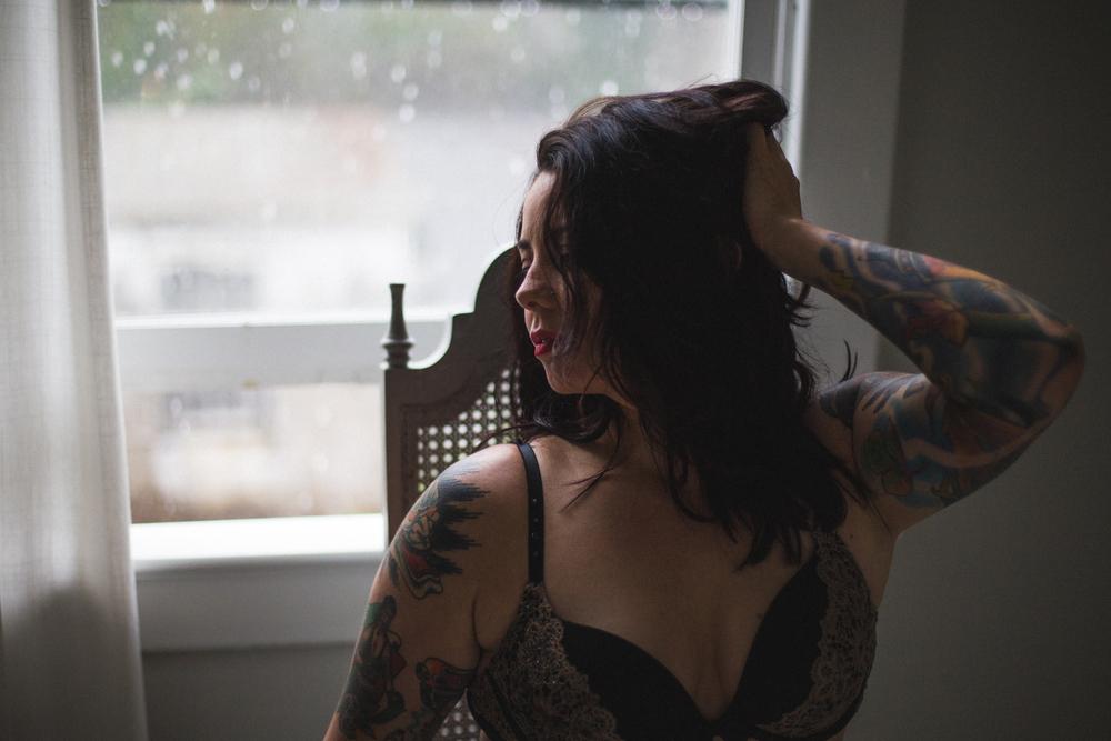 ©2016 Kinzie Ferguson Photography - Savannah, GA Modern Glamour Portraits