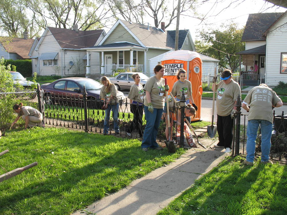 Community Involvement Indianapolis Remodeling Contractor Kitchen