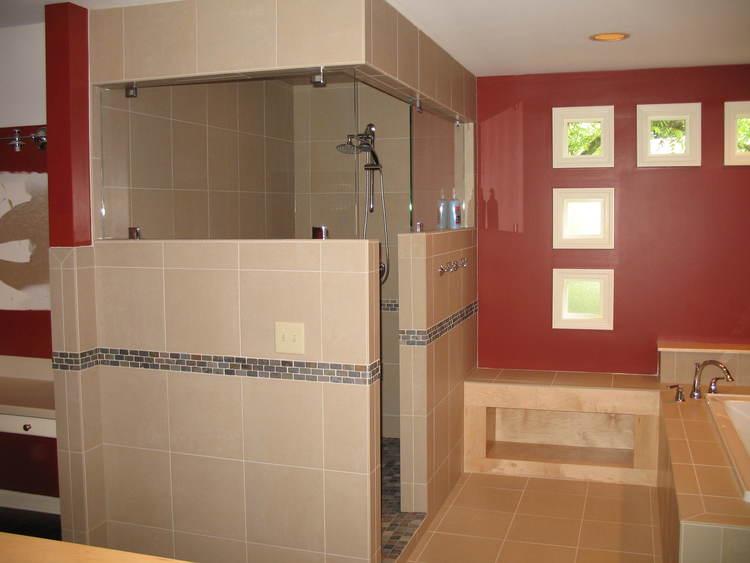 Bathroom Remodel Indianapolis eagle creek master bath remodel — indianapolis remodeling