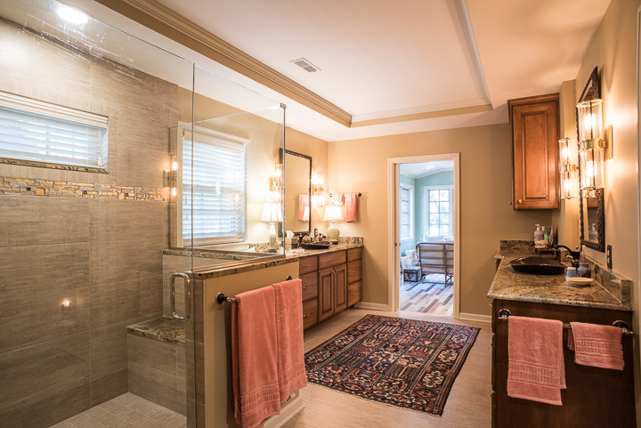 The Owners Love Their Historic Neighborhood And Want To Stay There As Long  As They Can. They Wanted To Update Their Home To Make It Livable As They  Age Into ...
