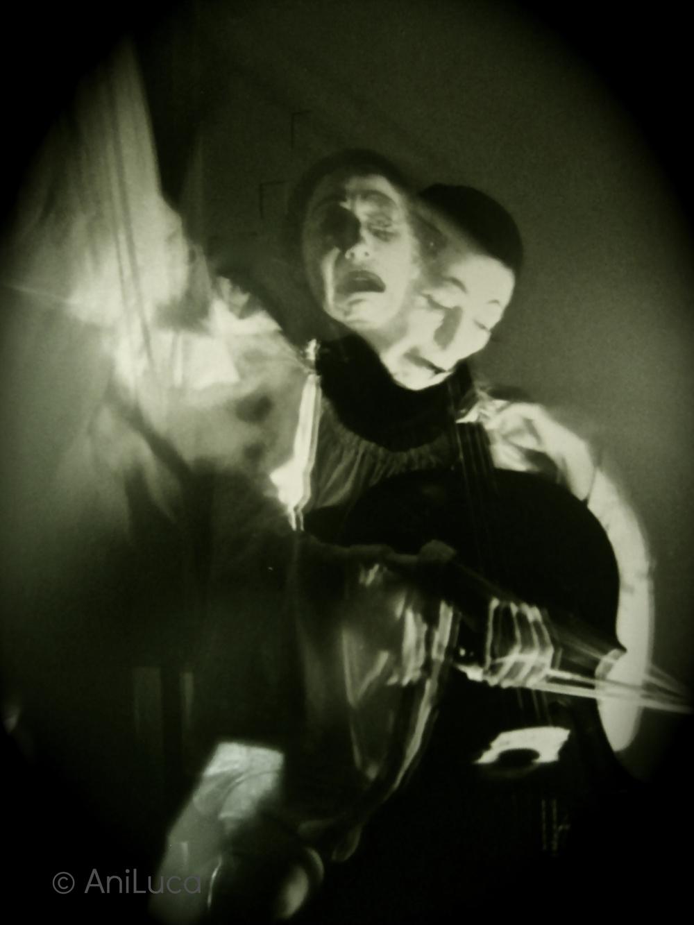 Pierrot, by Johanna Fluhrer
