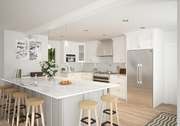 West Vancouver Kitchen Design