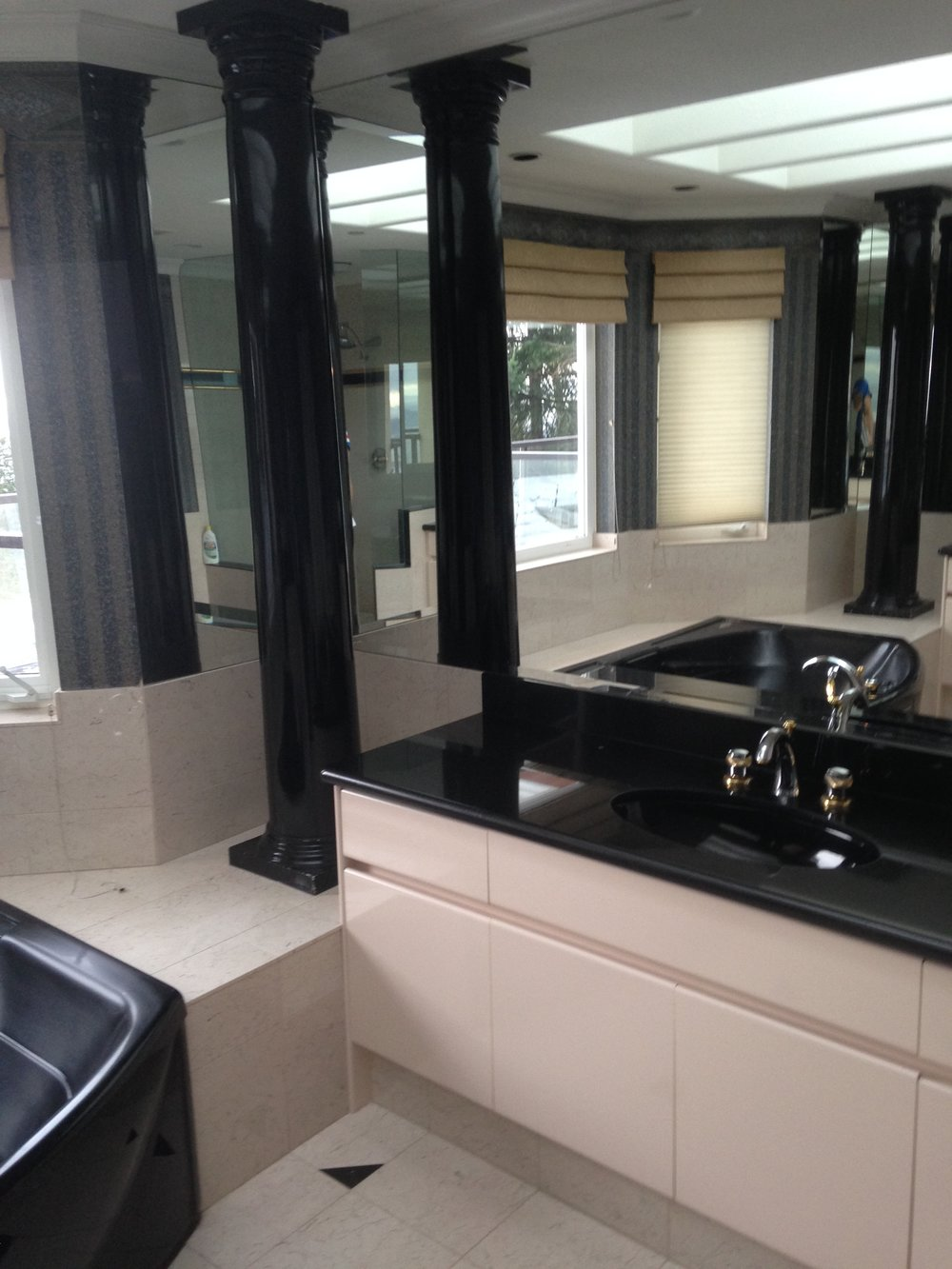 West Vancouver Bathroom Renovation Before