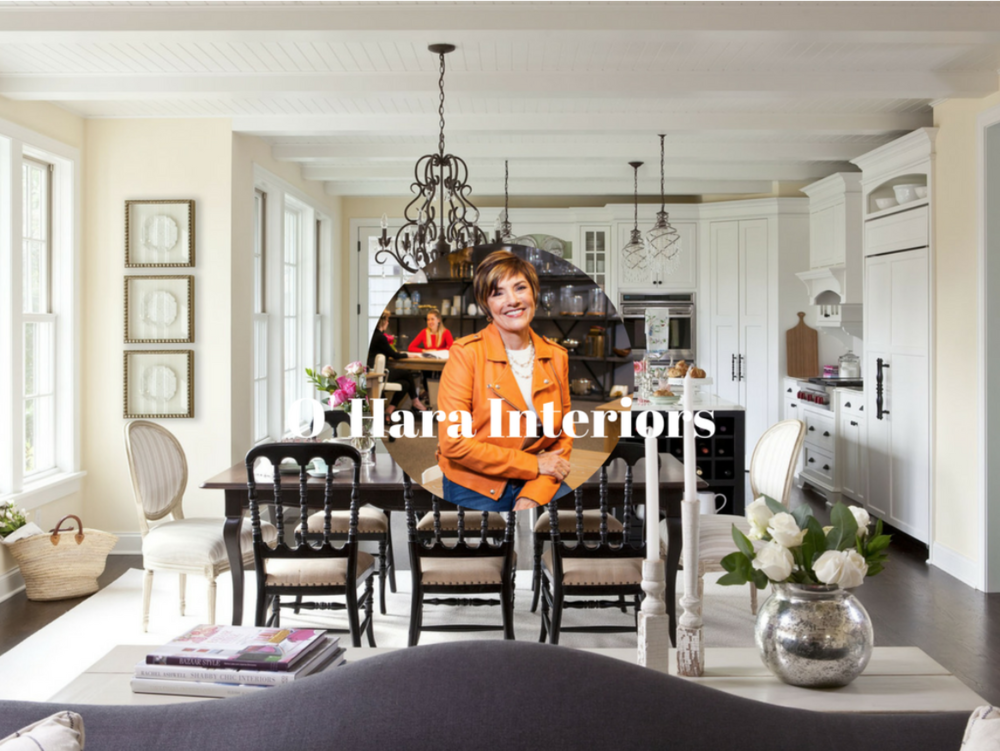 Martha O'Hara, Martha O'Hara Interiors Austin USA