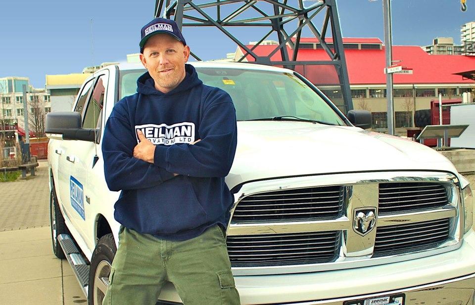 North Vancouver Renovation Contractor, Joe Heilman