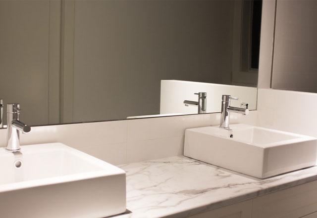 Kelowna Bathroom Renovation Company, Start to Finish Construction