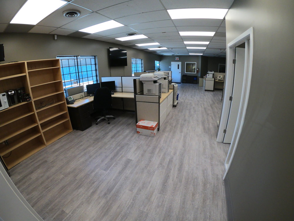Burnaby Commercial Renovation
