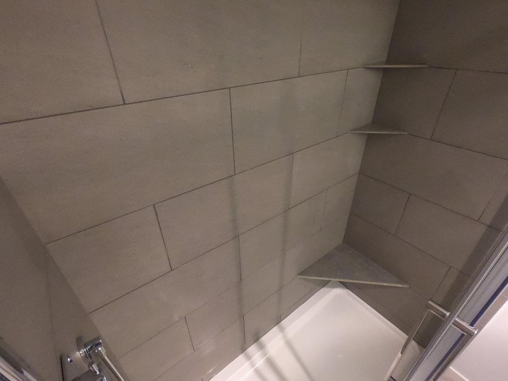 North Vancouver Bathroom Renovation