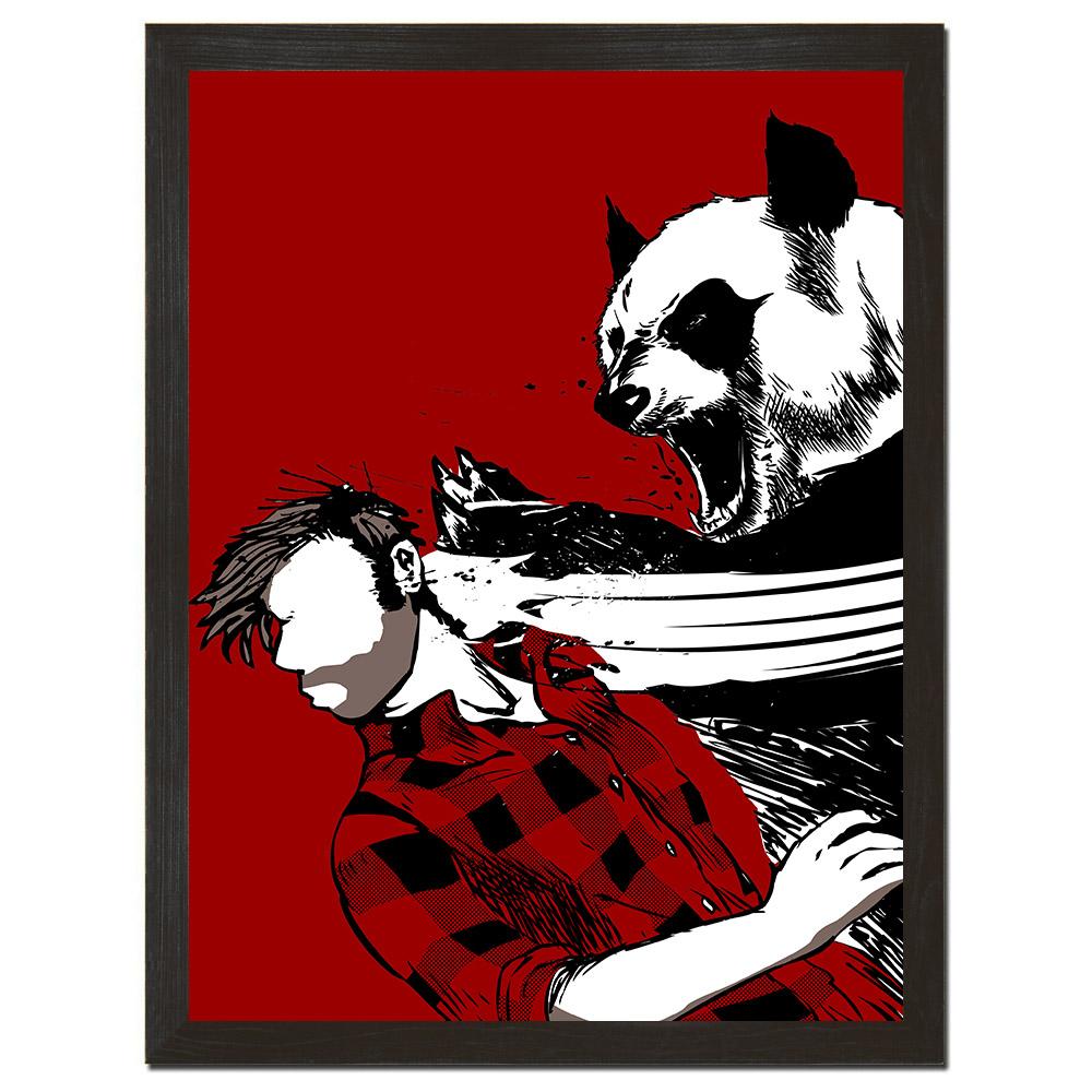 panda bitchslap poster red.jpg