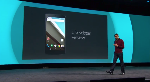 Android L: