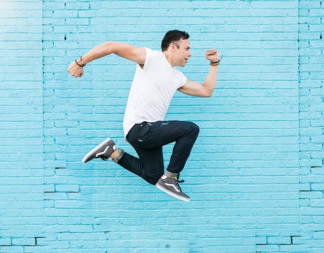 Nashville is changing so fast! 12 south still has some great walls though! • • • #newfriends #bands #nashville #localmusic #photoshoot #jump #dancer #active #12south