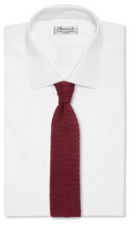 Richard James knitted tie - $110