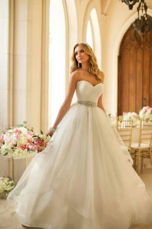 In Wedding Dress - $279