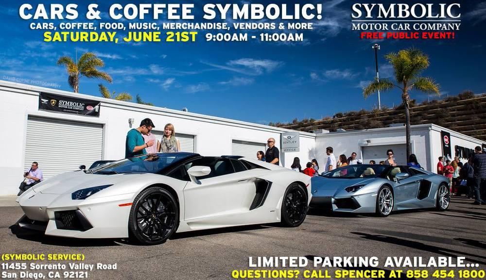 Symbolic Motors Cars Coffee Cruise 4 Kids