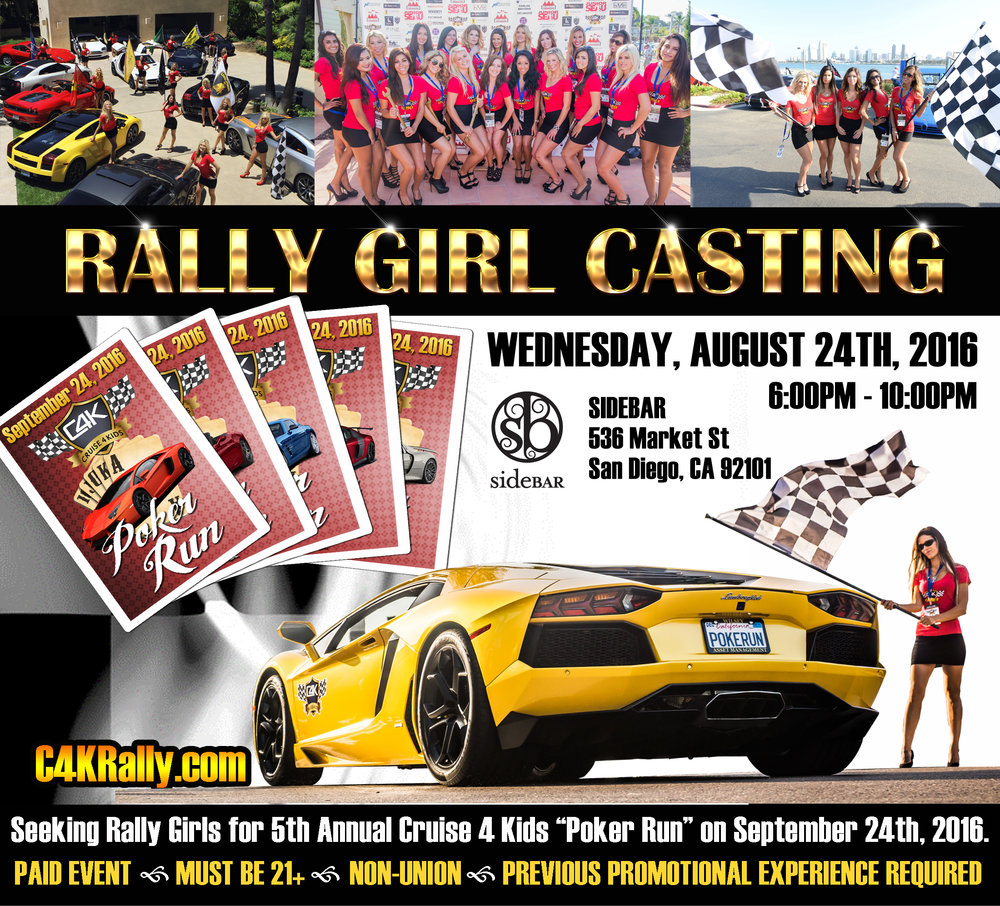 Rally-girl-casting-call -cruise-4-kids