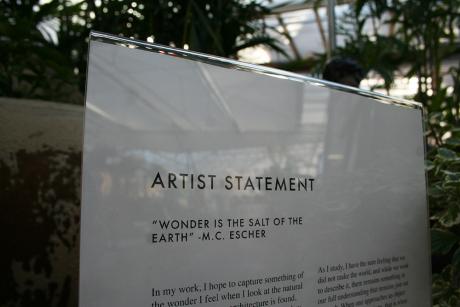 Melissa Carmon Myers Artist Statement Art Show