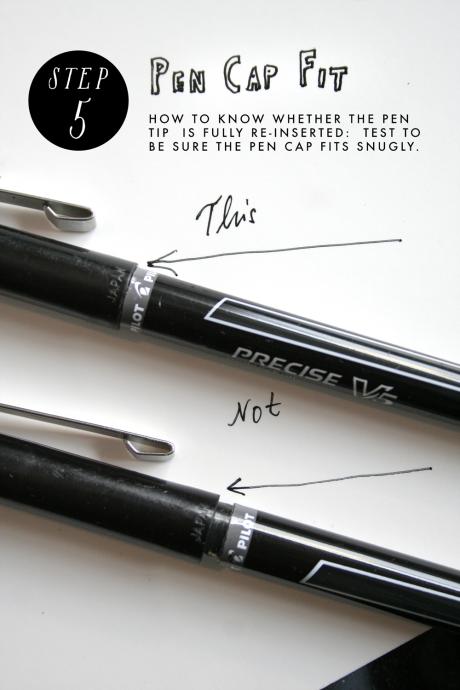 Precise V5 Pen