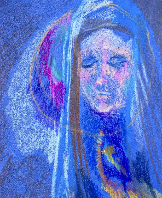 Melissa Carmon Myers Art Mary of Sorrows.jpg