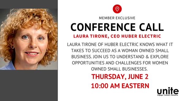 laura-tirone-huber-electric-unite-leadership