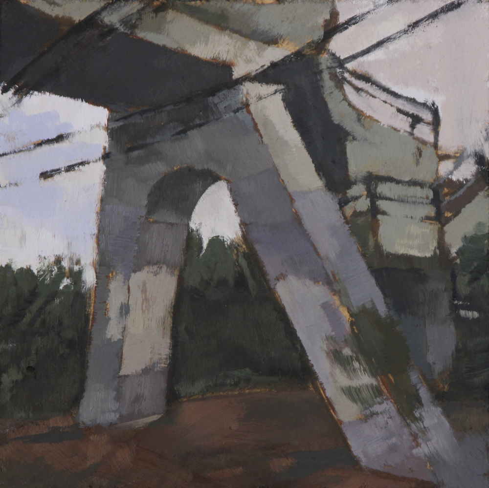 Overpass 1 - 8%22x8%22 Oil on Masonite - Tyler Wakefield.jpg