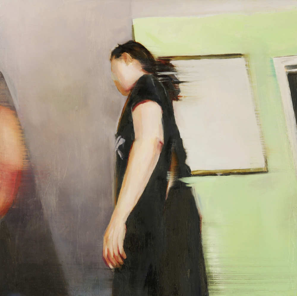 Woman in Black - Oil on Masonite - John Lee.jpg