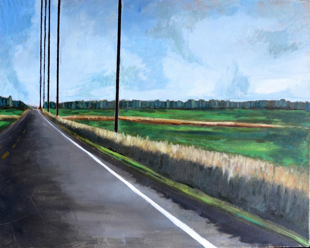 Wiley Hopkins - road - .JPG