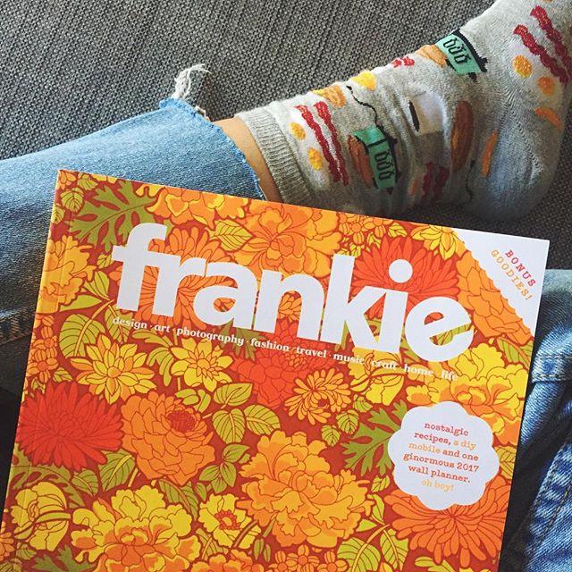 @frankiemagazine gives me warm fuzzies 🌻💕
