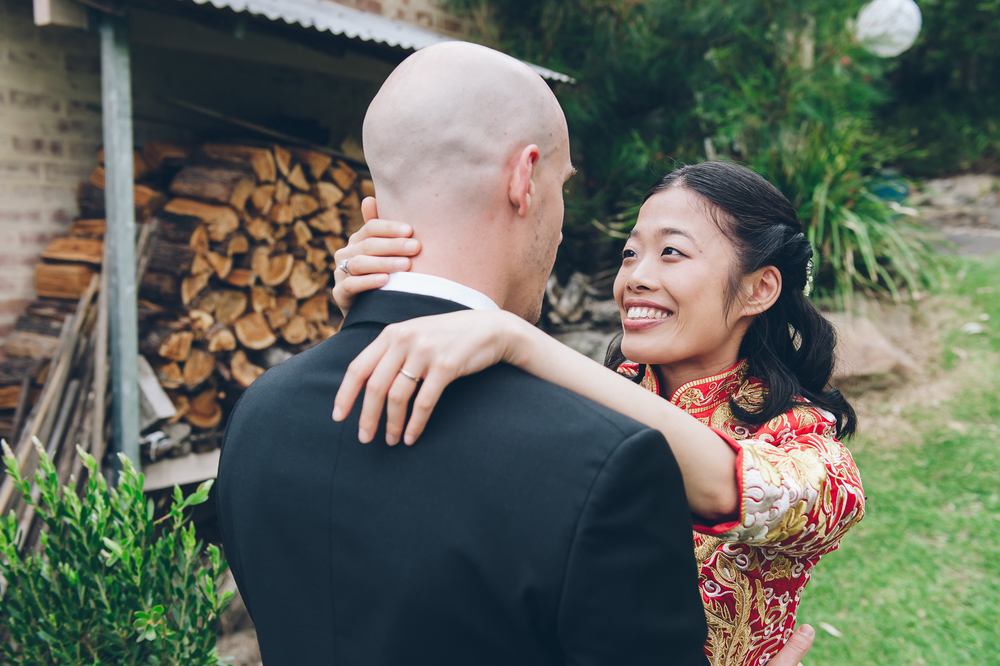 Beau & Jiehan || Wedding