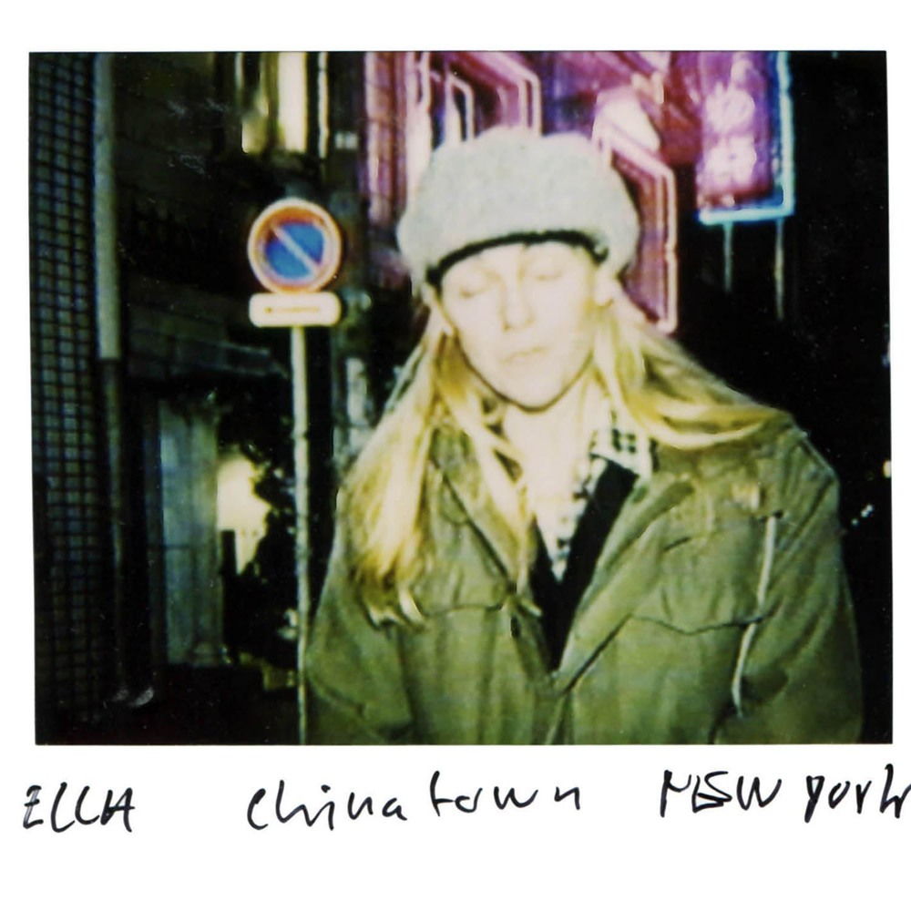 Ella in Chinatown New York