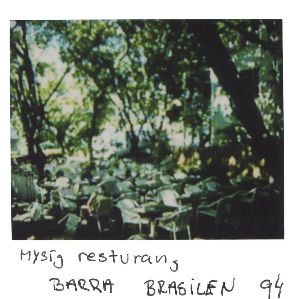 A cosy restaurant in  Barra Brazil 94