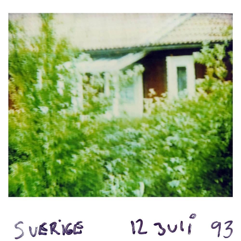 Sweden 12 July -93